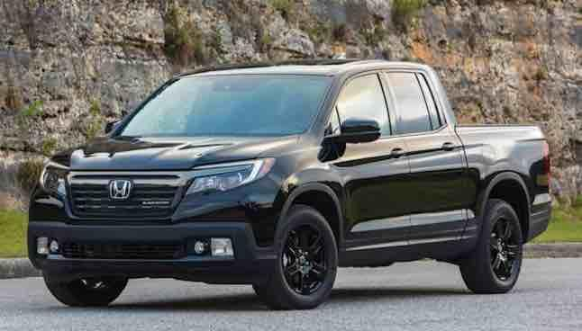 The 2021 Honda Ridgeline