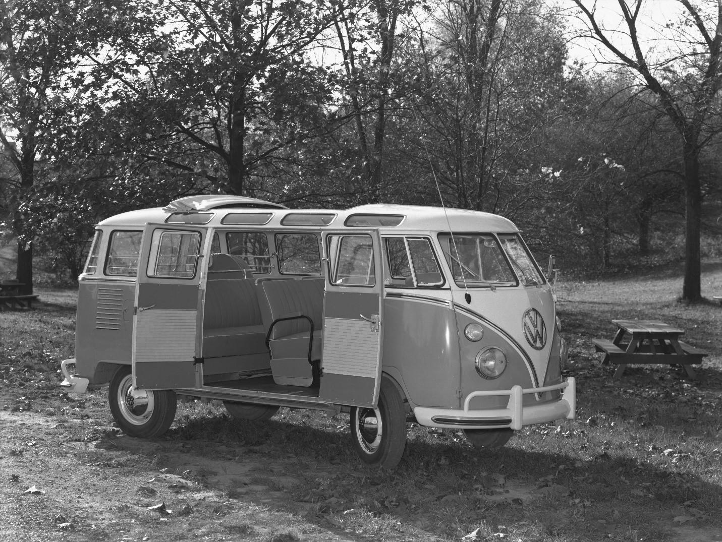 The VW 23-window bus was a favorite of ski bums and hippies. Now, it's a highly sought after collectible.