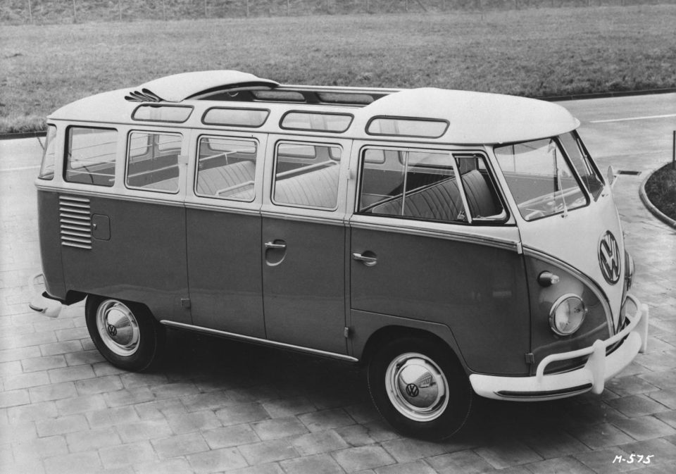 The VW 23-window bus is among the carmaker's cultural icons.