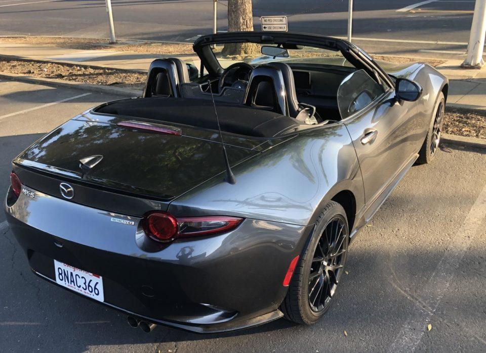 The Mazda MX-5 Miata defines driving fun.