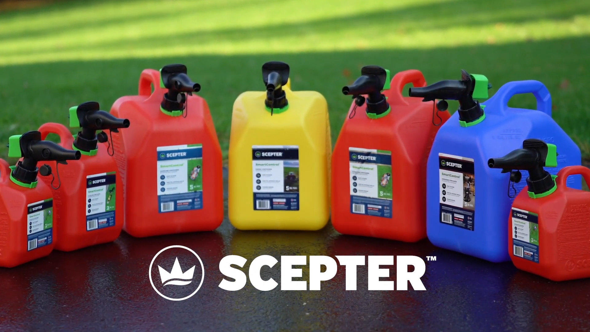 Scepter can help when leaves clean-up relies on fuel 1