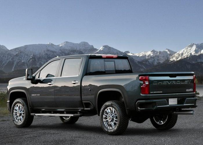 The 2021 Chevy Silverado has many updates.