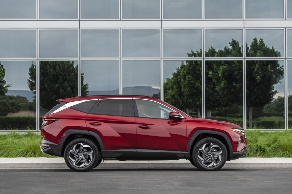 The 2022 Hyundai Tucson will have several upgraded exterior style changes.