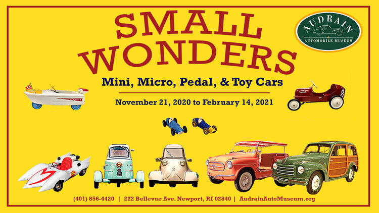 Tiny cars display shows big world of small wonders 1