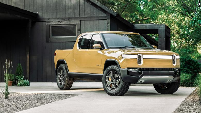 The first available Rivian EV is already sold out before it's public debut.