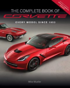 Mick Mueller has written an authoritative book on the histotry of the Corvette.