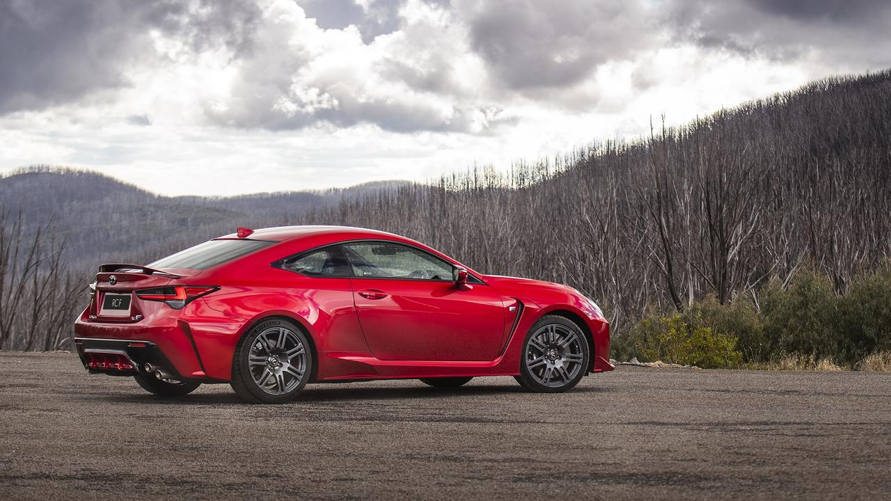 The 2020 Lexus RC F has a to offer but so does the competition.
