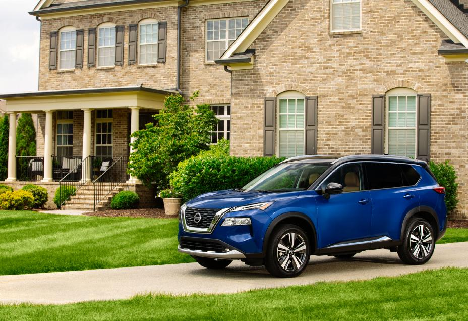 The 2021 Nissan Rogue is an all-new model for carmaker's top-selling vehicle.