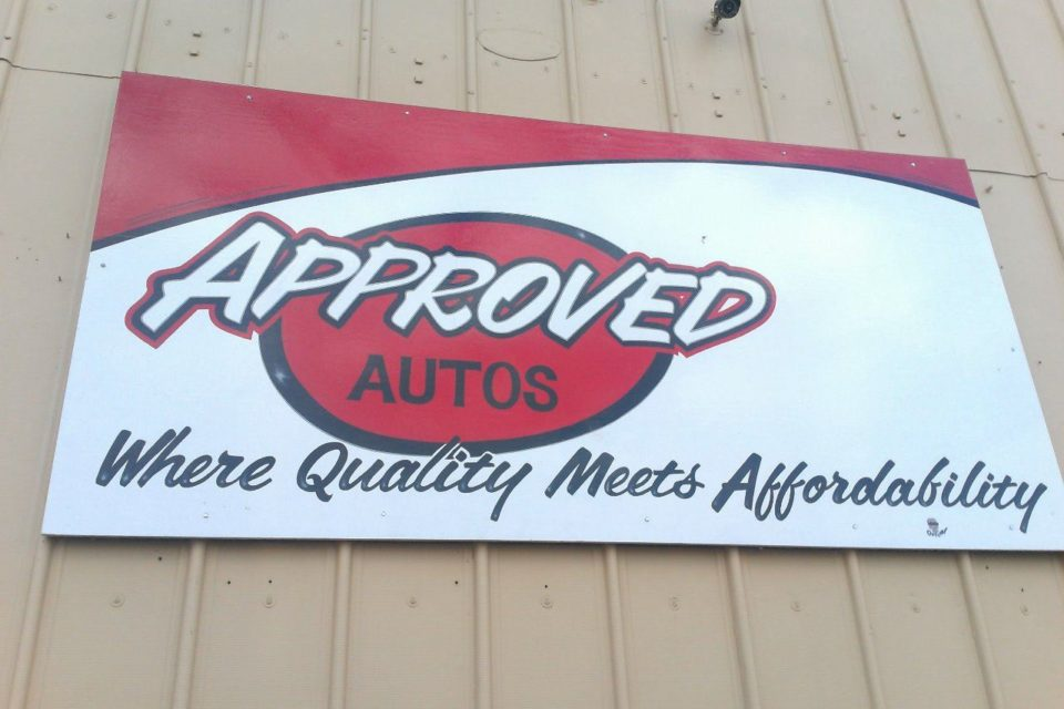 Jim Brooks owns Approved Autos, a used cars business in Bakersfield, California.