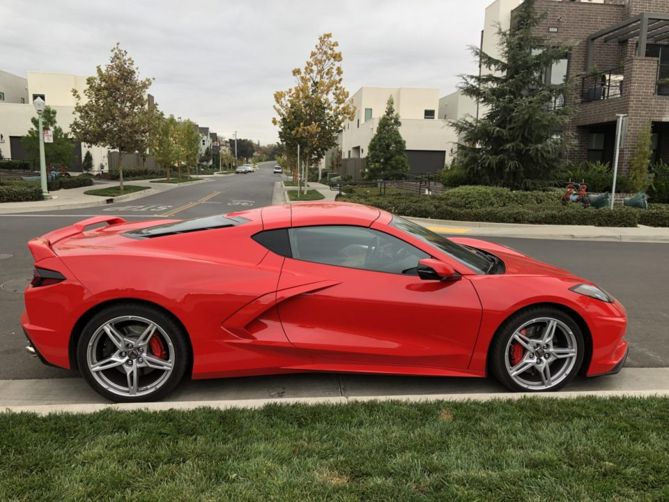 The debut of the 2020 Corvette CB Stingray is was among the top car news stories of the year of 2020.