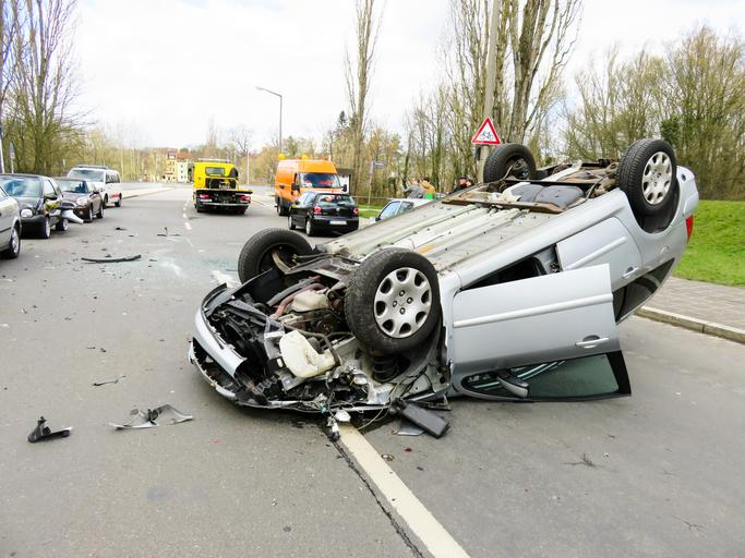 Accidents wil happen but knowledge of various kinds of accidents can help while resolving the problem.