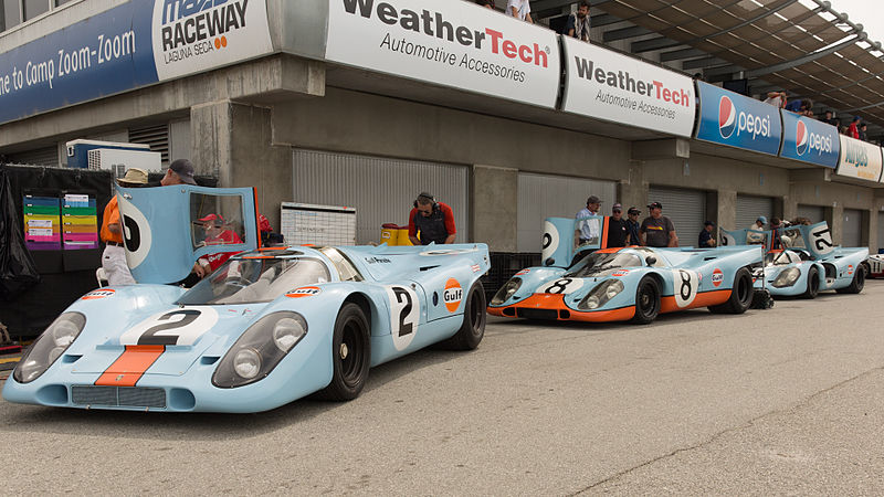 WeatherTech Raceway Laguna Seca is renowned for its varied motorsports racing.