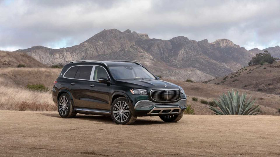 2021 Mercedes-Maybach is the most expensive SUV made in the United States.