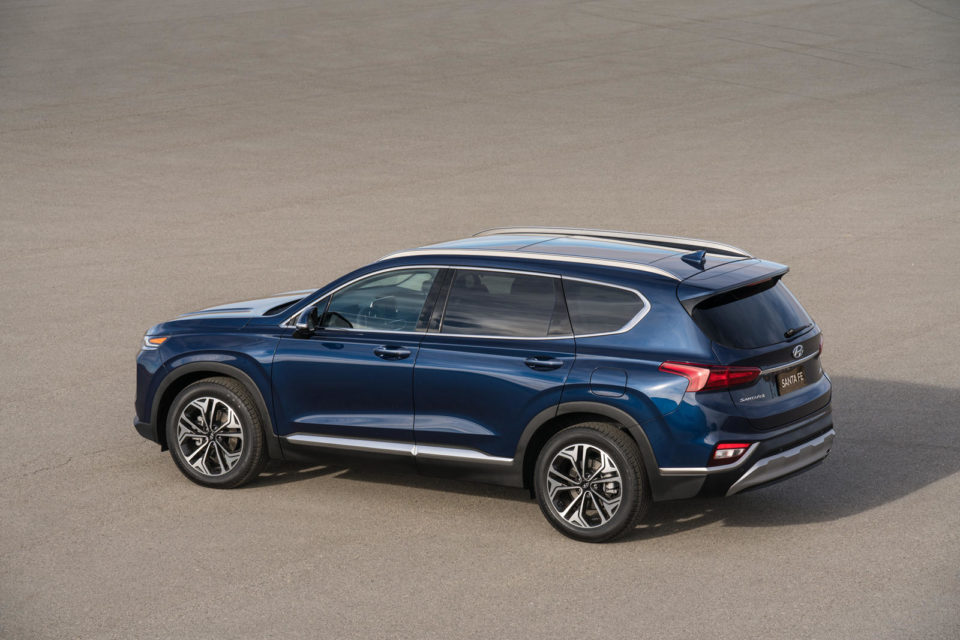 The 2020 Hyundai Santa Fe is the second year of a new generation is among the most versatile mid-sized SUVs available.