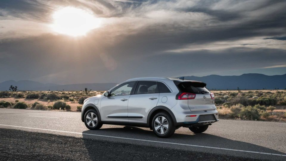 The 2021 Kia Niro is available in and several hybrid options.