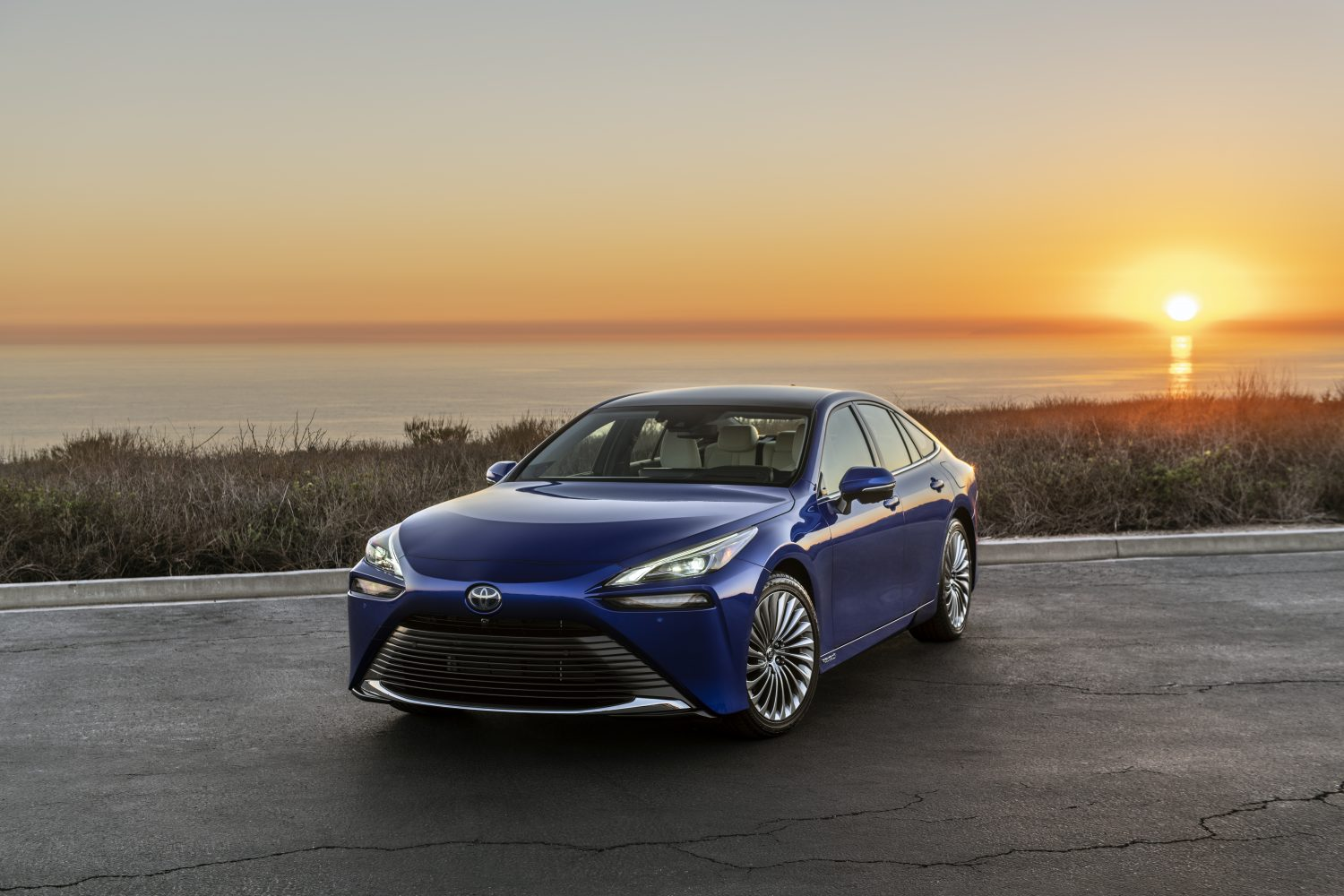 The 2021 Toyota Mirai was discussed during the recent LA Auto Show virtual Media Day.
