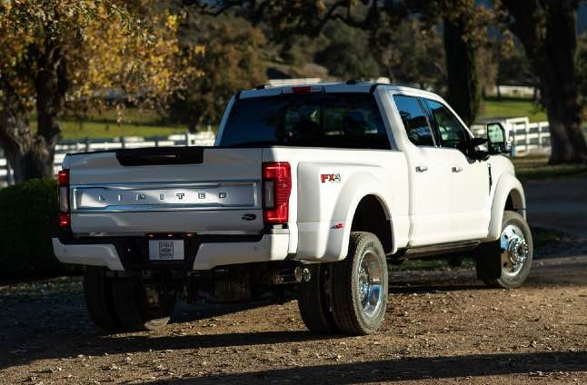 Powerful and versatile, the new lineup of Ford Super Duty Trucks will be available soon.