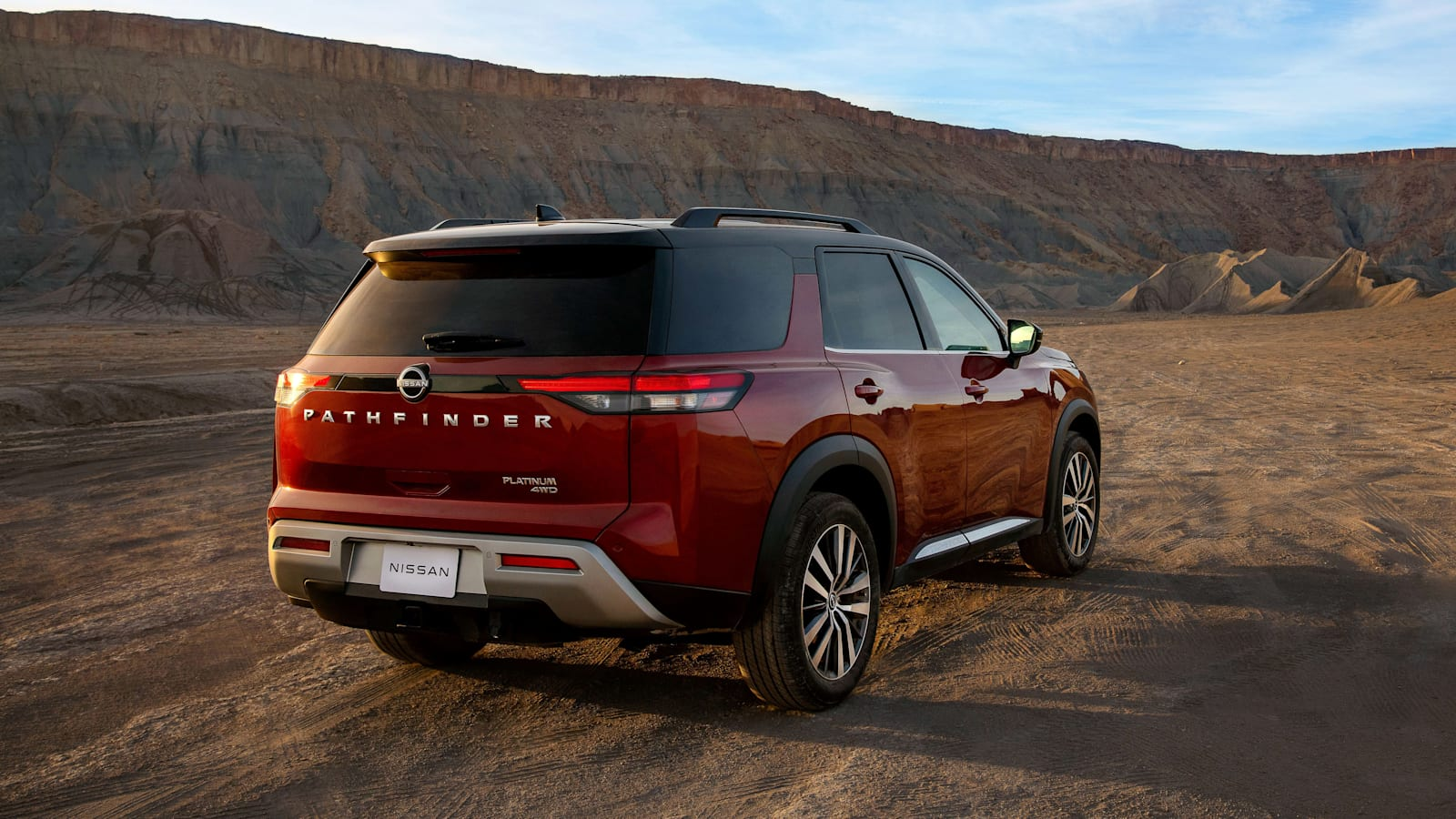 The 2022 Nissan Pathrider returns to the SUV's roots.