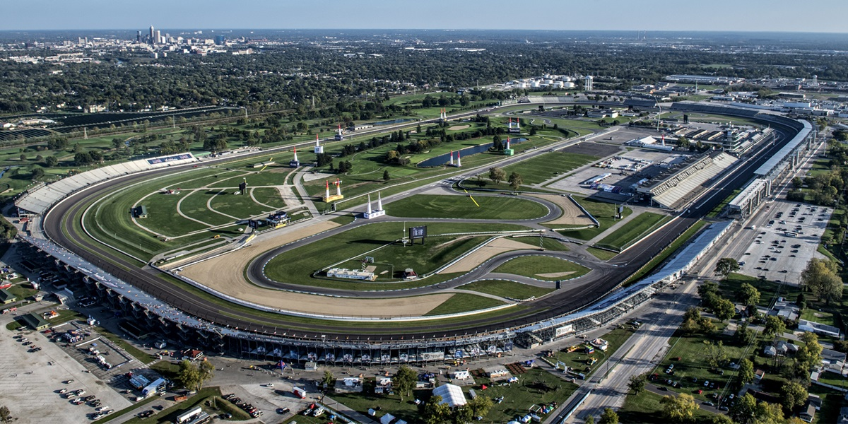The Indy 500 will allow 135,000 spectators in May for the famed race's return.