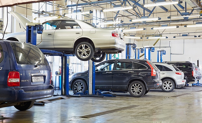 Buying a car? Make sure you maintain it.