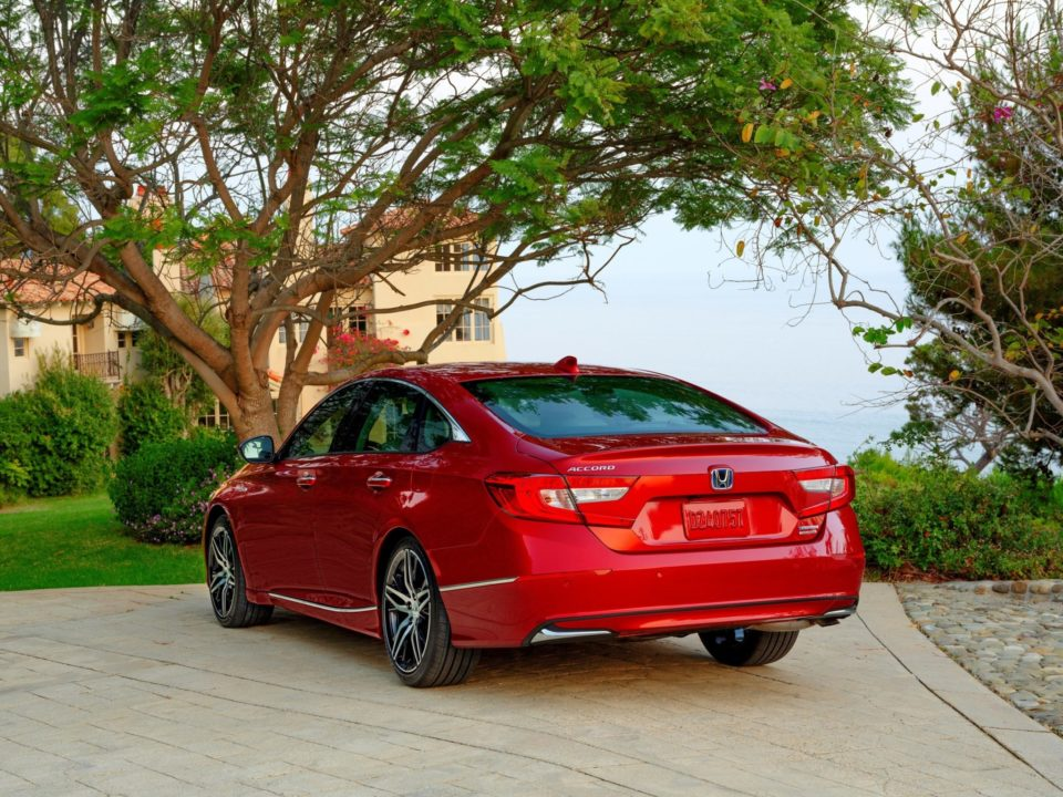 The 2021 Honda Accord Hybrid dismisses and remaining notion the style's once stodgy reputation.