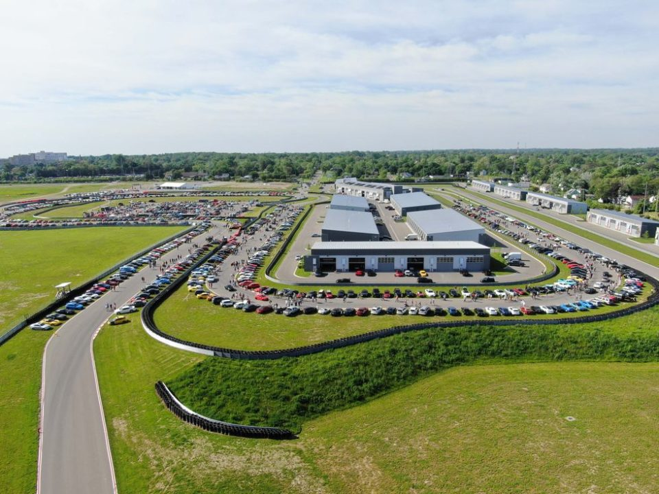 The M1 Concourse in Pontiac, Michigan is the hub for all regional and international motorsports activities.