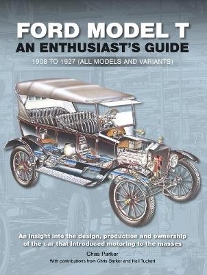A new book on the hisory of the Ford Model T is an ideal Father's Day book.