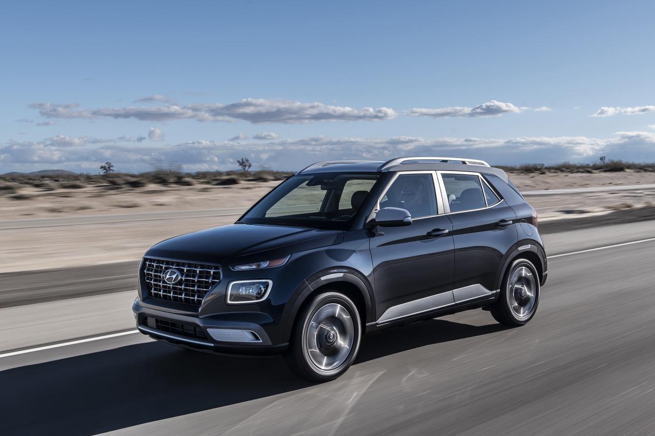 The Hyundai Venue is value-priced and achieve superior gas mileage.