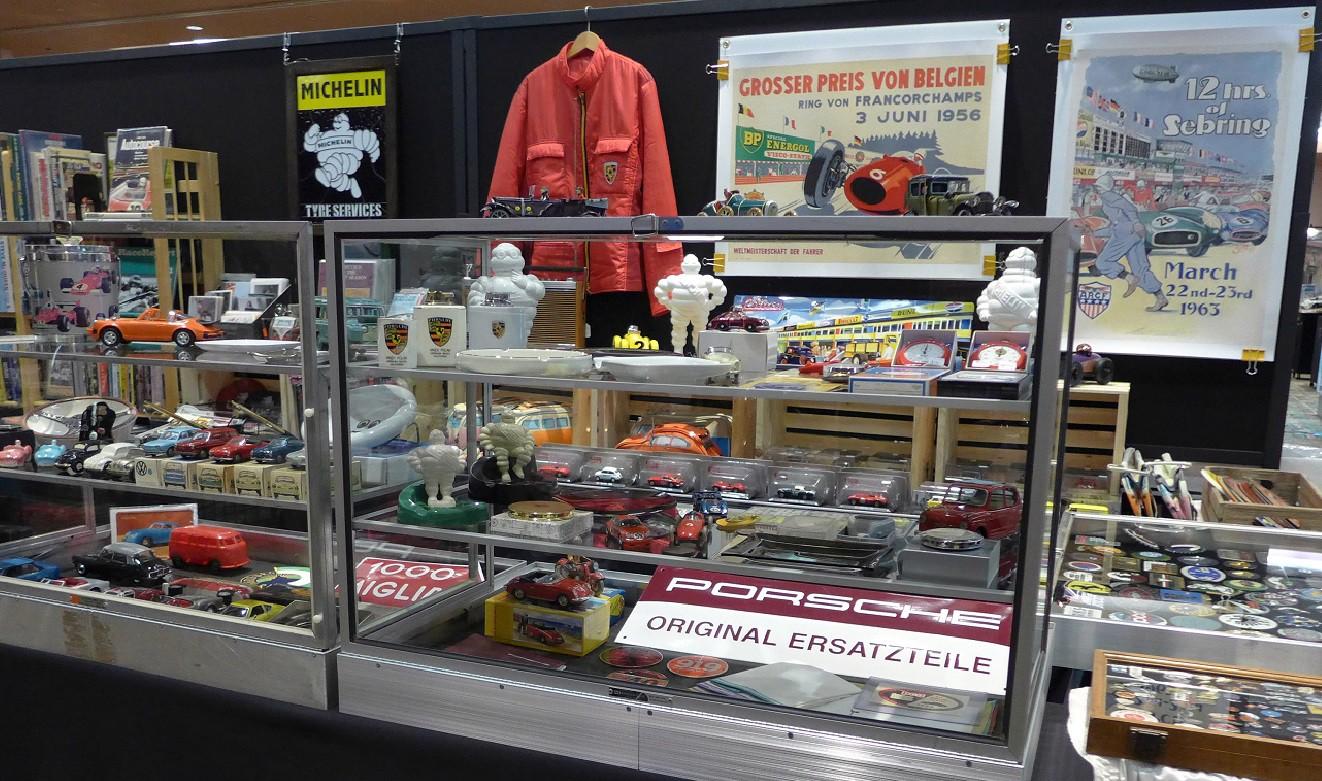 Vintage memorabilia will return to Monterey Auto Week.