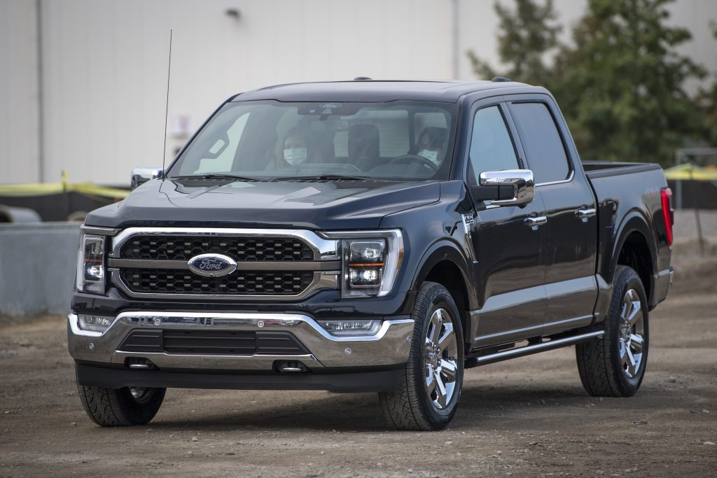 Ford Lightning electric pickup truck pricing revealed 1