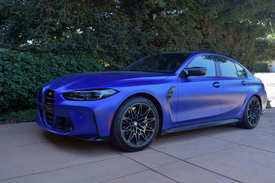 The 2021 BMW M3 Competito is fast, track-oriented sedan and sports car with a hefty pricetag.