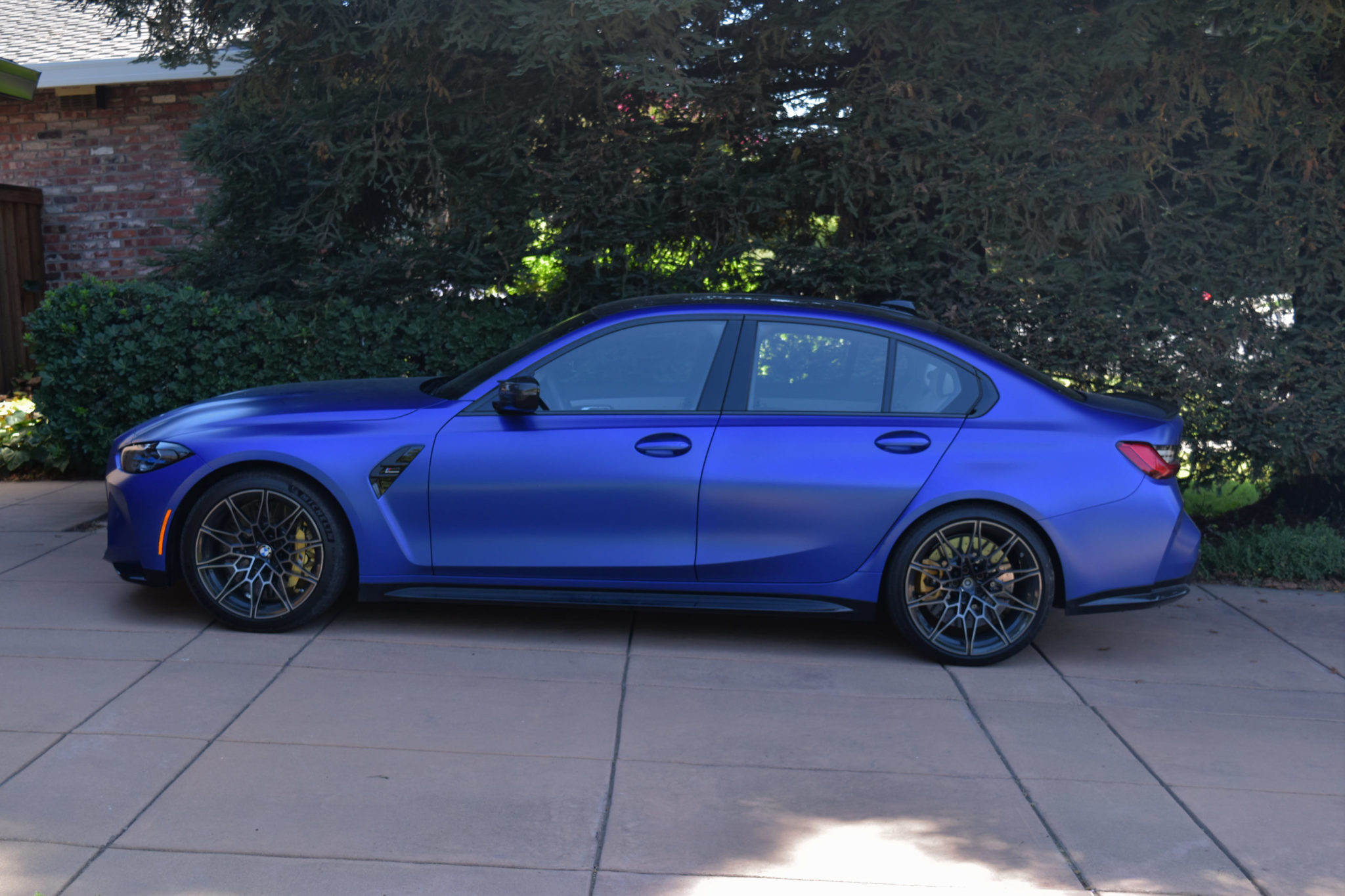 2021 BMW M3 Competition: worthy showoff, fat wallet needed 1
