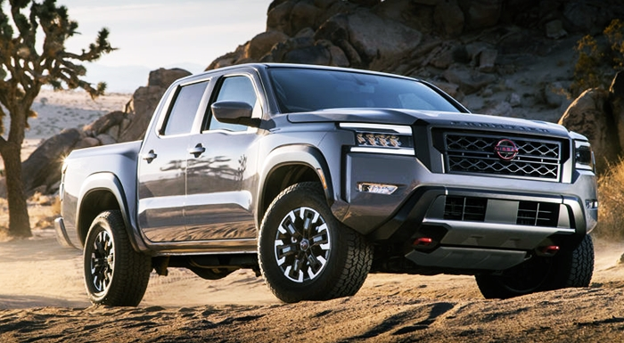 The 2023 Nissan Frontier will be devbut of the pickup truck's third generation.