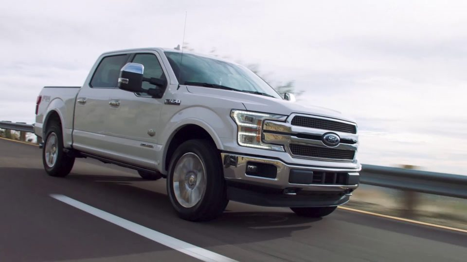 The Ford F-150 diesel pickup truck has been discontinued after a four-year run.