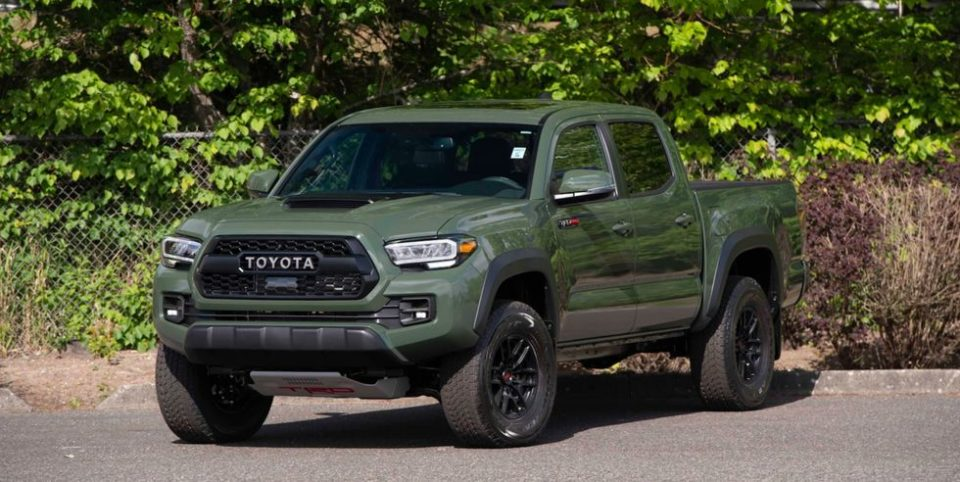 The 1 millionth Toyota Tacoma will offered at Mecum Auctions offerings at Monterey Auto Week.