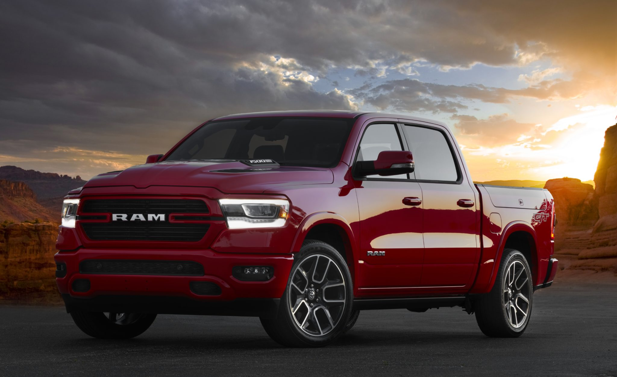 The new 2022 Ram pickup trucks expand the manufacturer's lineup.