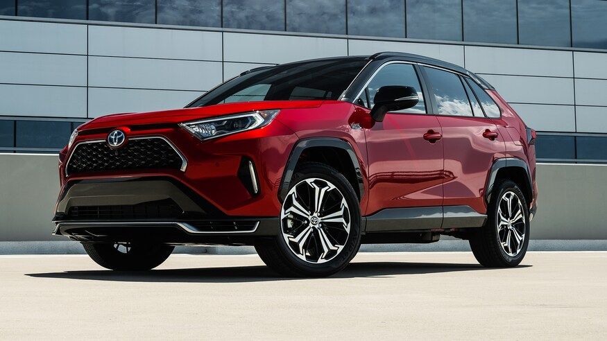 The 2021 Toyota RAV4 is among recently touted new models the Japanese carmaker will now not market during in advertising for the Summer Olympics in Tokyo.