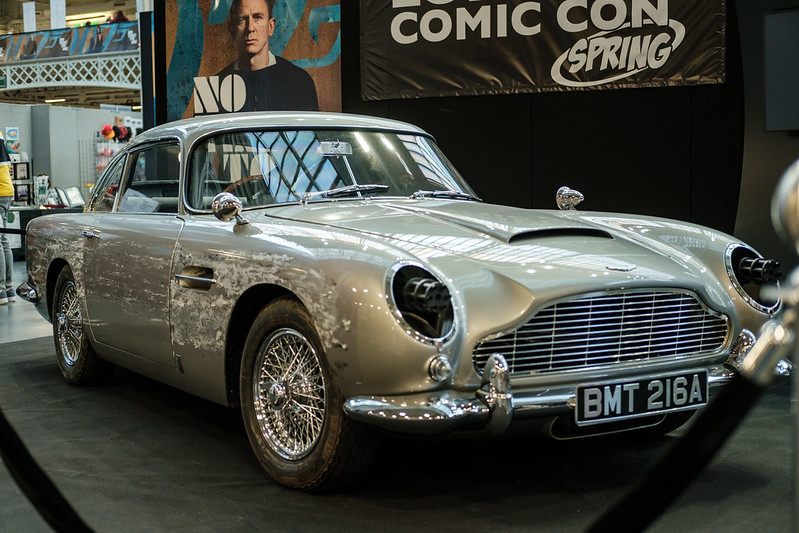 Aston Martin and James Bond need each, only since 1962.