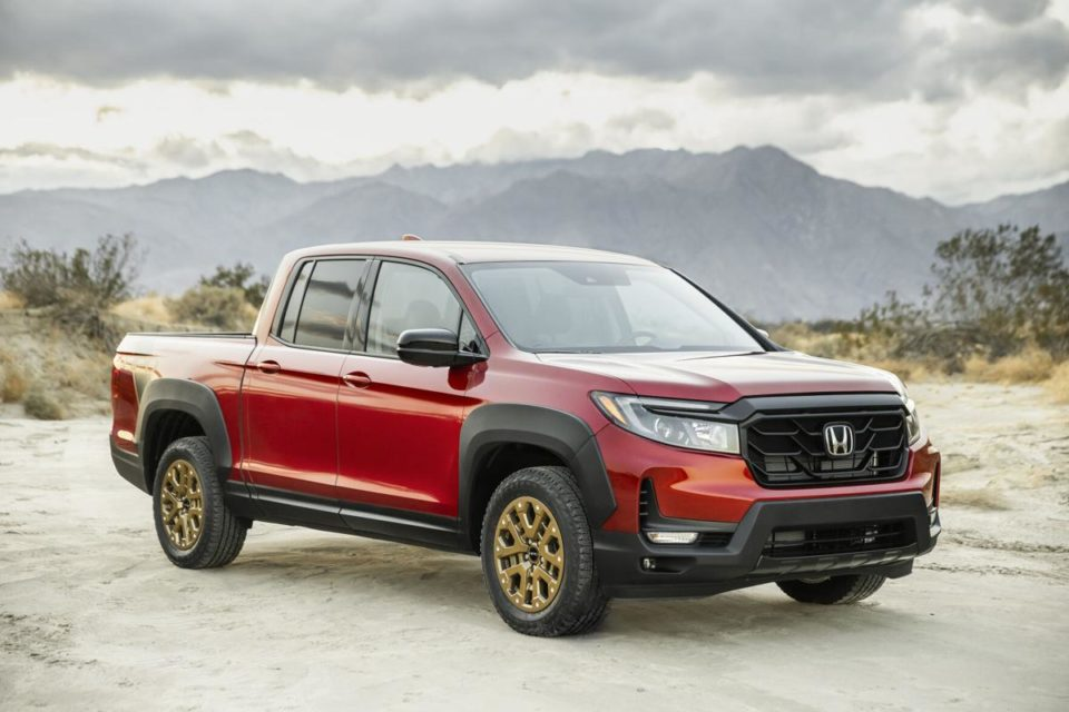The 2021 Honda Ridgeline could be the last year of the unique pickup truck.