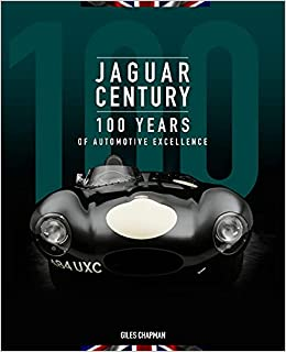 Jaguar Century is the lates tbook by Giles Chapman.