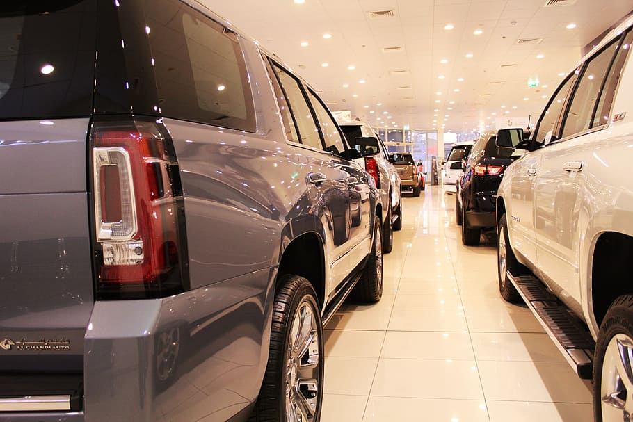 When you visit a car dealership to buy a new car make certain to ask a lot of questions.