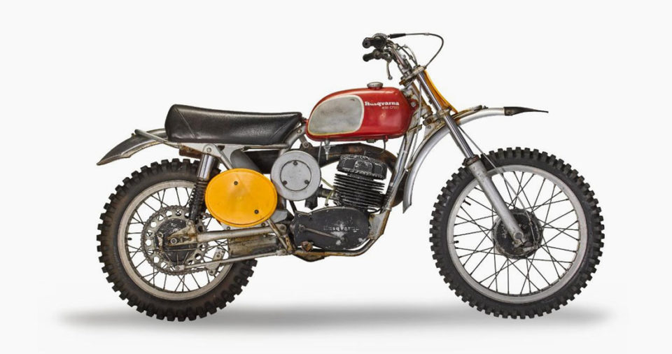 Steve McQueen owned about 200 motorcycles but his first bike was a Husyvyrna 360 and it wil up for auction at RM Sotheby's sale August 12-14 during Monterey Auto Week.
