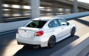 The 2022 Subaru WRX continues the compact sedan high-performance reputation.