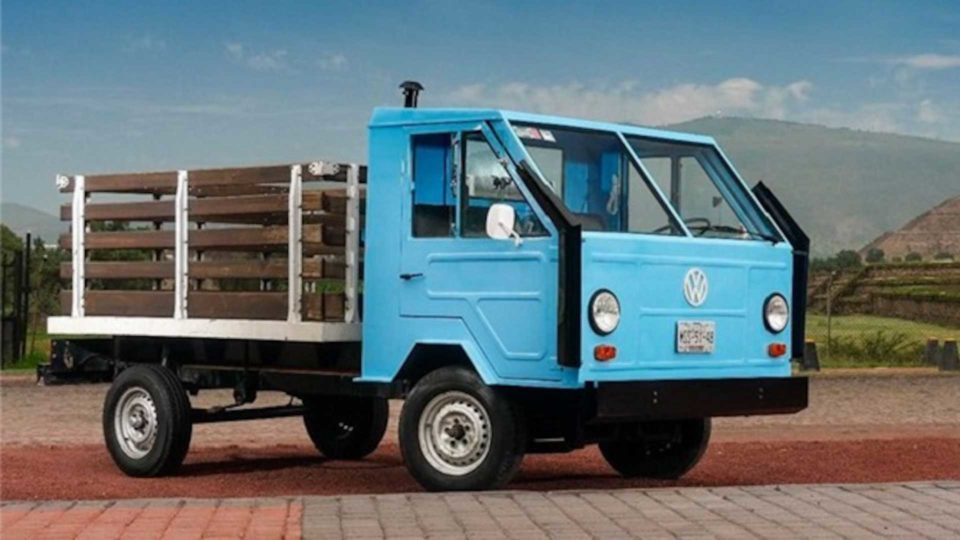 The VW Basis-Transporter had a short-live tenured but never in the United States.