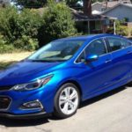 2016 Chevrolet Cruze: new edition offers plenty 2