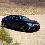 2016 Honda Civic Touring: Hot desert, high speed, long haul 1