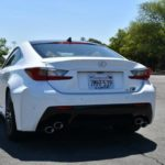 2016 Lexus RC F: Luxury sports car rules the road 2