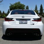 The 2016 Lexus RC-F is the third in the Luxury Toyota brand's series of performance sports cars.