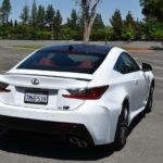2016 Lexus RC F: Luxury sports car rules the road 4