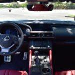 2016 Lexus RC F: Luxury sports car rules the road 3